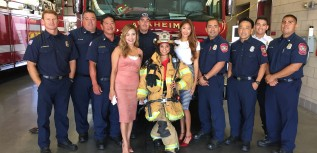 Anaheim Fire Station Appreciation